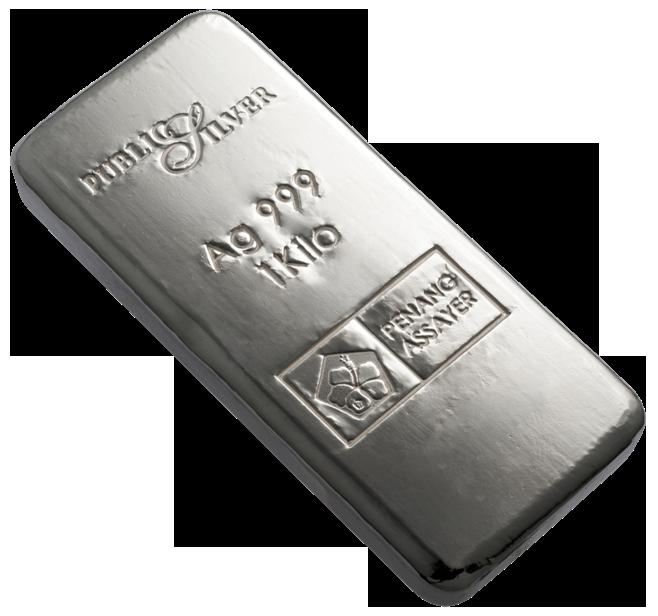1kg silver