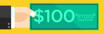 Bonus Etoro 100$