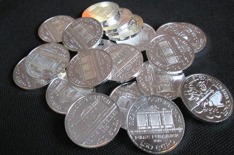 Historique de l'argent